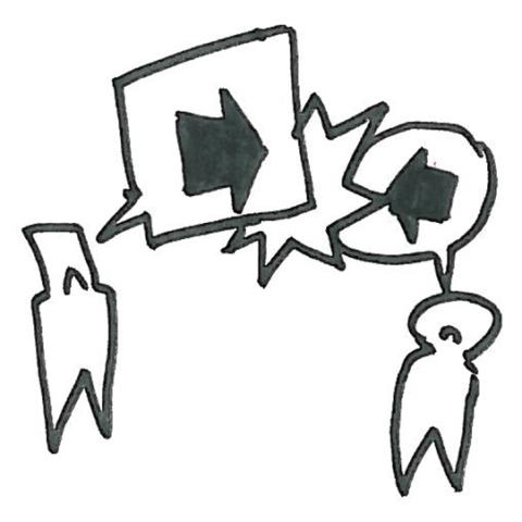 Dårlig dialog mellem kolleger