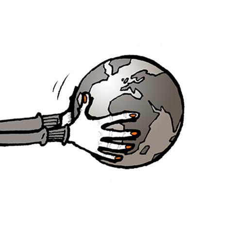 Dig og verden